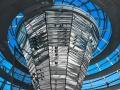 Kuppel Reichstagsgebäude / dome geman reichstag building
