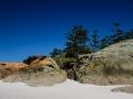 An der Whitehaven Beach / at the whitehaven beach