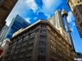 ... Blick zum Sydney Tower / look to the sydney tower